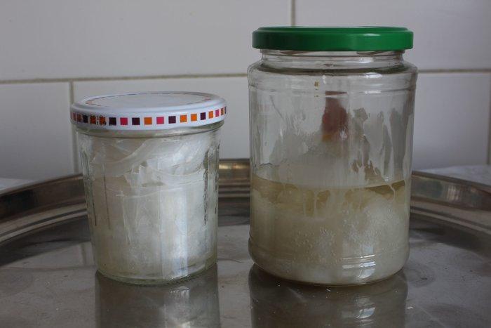 Pâte plastique en polystyrène de récupération, à mouler -Des pâtes !