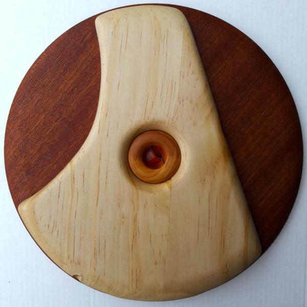 Décoration design en bois-Résultat après collage