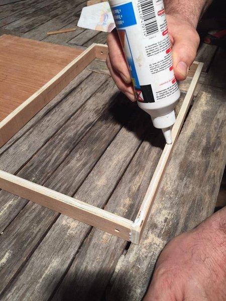 Il était une fois de vieilles planches en bois...-Deuxième étape