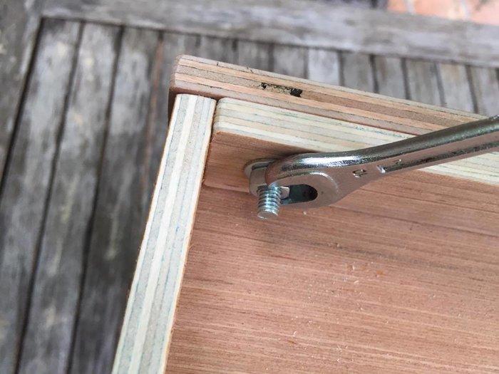 Il était une fois de vieilles planches en bois...-Finalisations