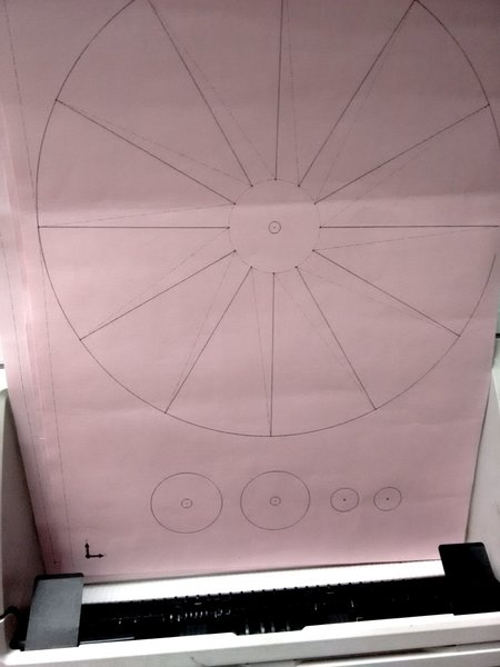 Ventilateur de table en carton-Imprimer les templates