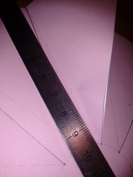 Ventilateur de table en carton-L'hélice