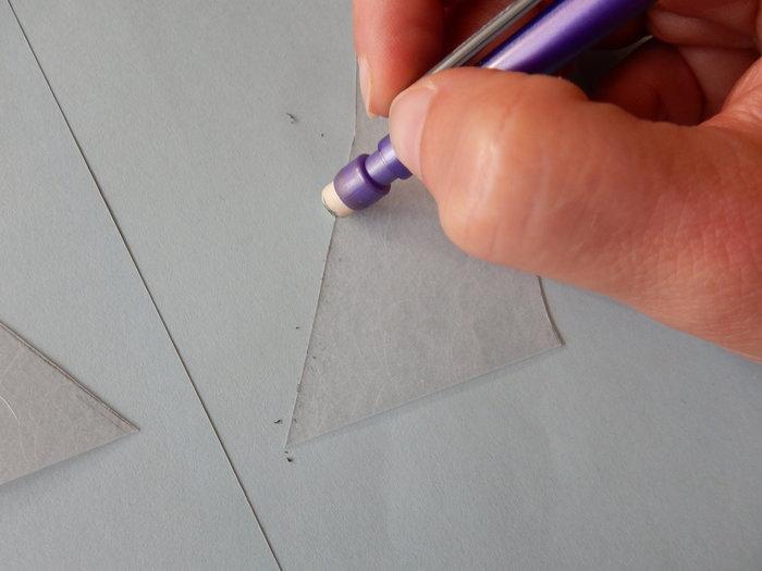 Un porte-bague en plastique dingue-découper