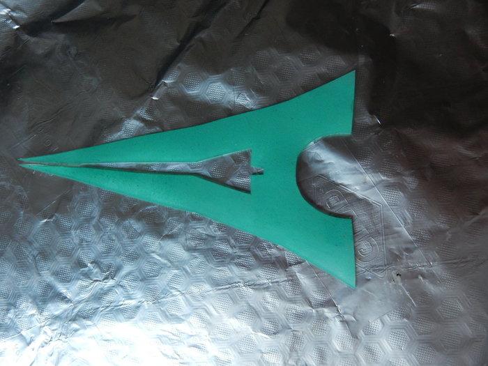 Un porte-bague en plastique dingue-cuire