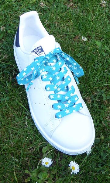 Personnalisez vos baskets en créant des lacets Liberty-Choisissez vos lacets selon vos tenues