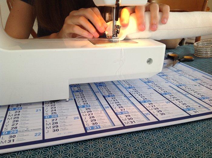 DIY : coussin pour bracelets-finalisation du coussin