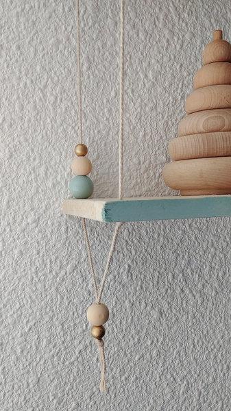 Une etagère suspendue-Montage