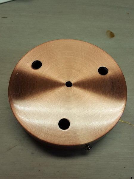 DIY : suspension en bois flotté et bocaux-Préparation de l'accrochage