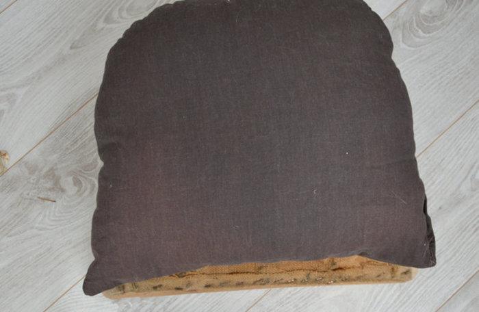 Rénovation d'une vieille chaise en bois et tissus-Fabriquer l'assise