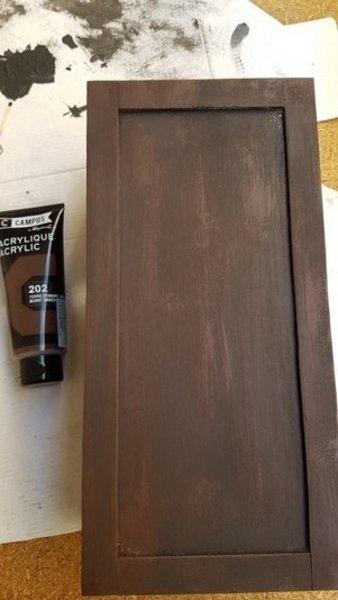 Disjoncteur Frankenstein-Peinture de la boite