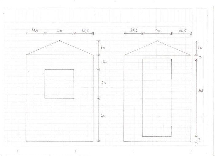 Maisonnette cabane en bois pour les enfants-Les plans et le choix de l'emplacement