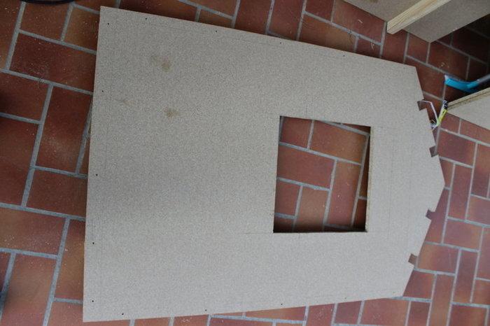 Maisonnette cabane en bois pour les enfants-L'assemblage - 1e partie