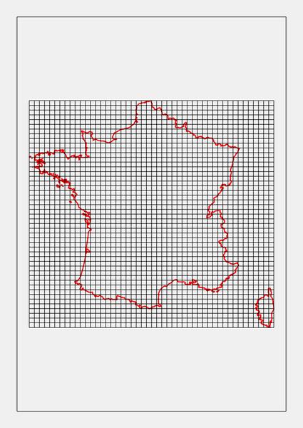 DIY : a Lego Topo/3D Map-SOLUTION N°1 : AVEC DES OUTILS SIG