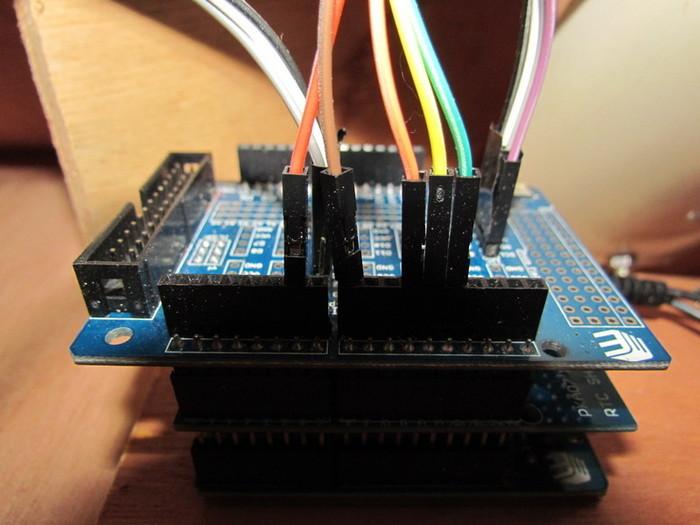 DIY : Distributeur automatisé de croquettes pour chat-Schéma électronique