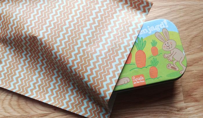 Une pochette cadeau brodée-Réaliser la pochette