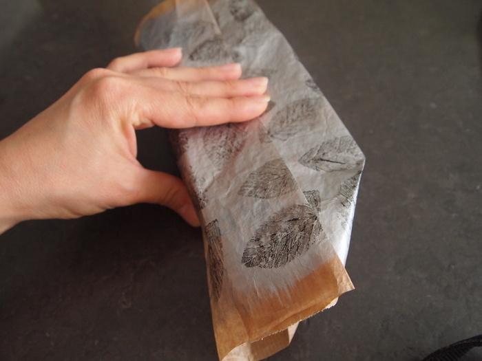 DIY : paquets cadeau nature et récup'-Emballer les cadeaux