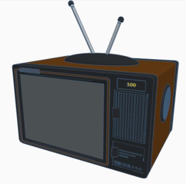 MINI TV Rétro-Le cahier des charges