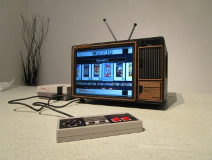 MINI TV Rétro-Résultat