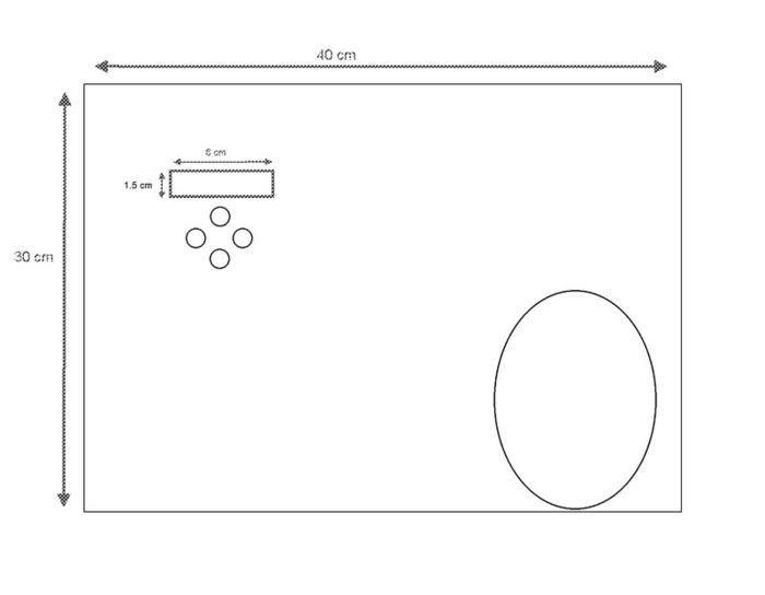 DIY : Distributeur automatisé de croquettes pour chat-Réalisation du chassis