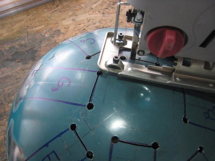 Un tank drum-Les principales étapes