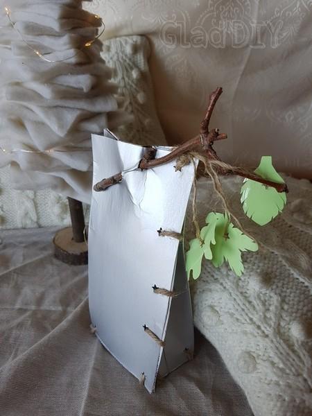 """Nature & Fête en """"Brik""""-Prêt à offrir"""