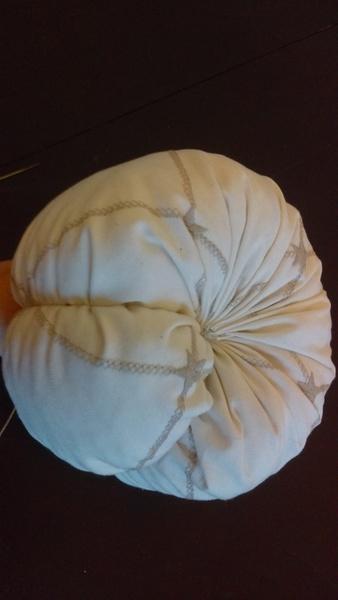 Pumpkin (ou la revanche de la citrouille)-Créer la forme de la citrouille