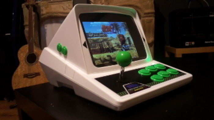 Minitel Arcade-Résultat