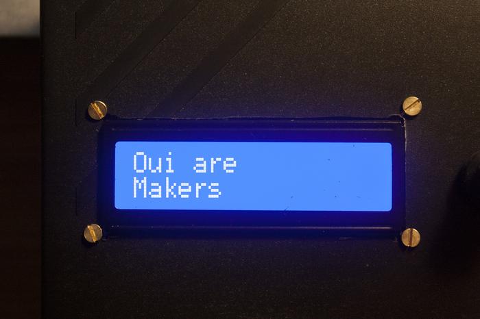 Réaliser des photos thermiques à partir d'Arduino-Écran LCD