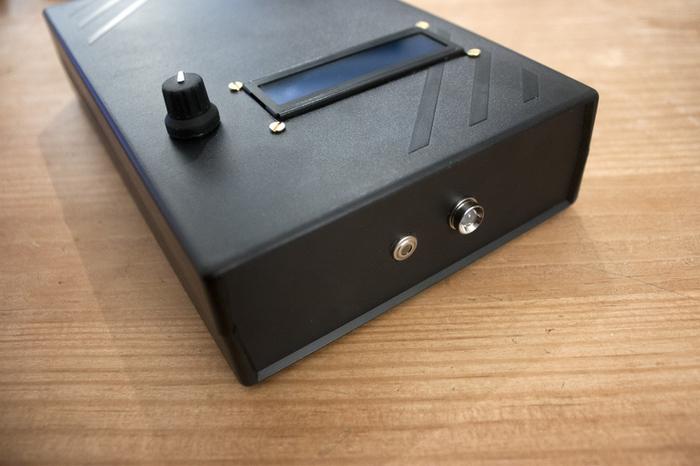 Réaliser des photos thermiques à partir d'Arduino-Assemblage final