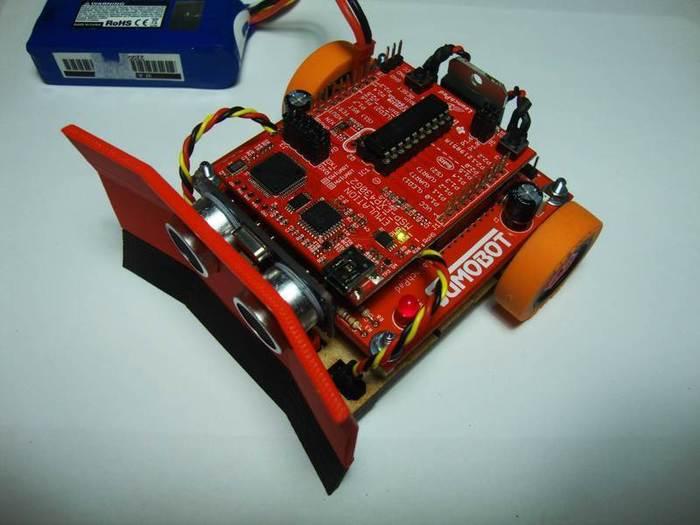 Fabriquer un robot SumoBot v4.0 (obsolète)-Conclusion