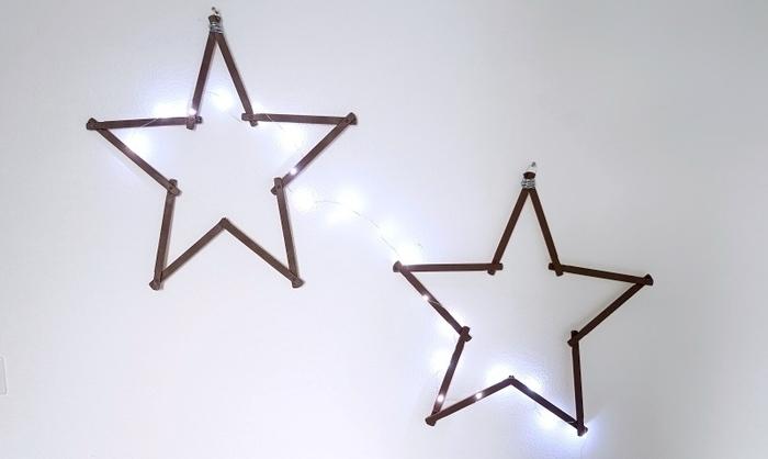 DIY, petite étoile industrielle par edding-Le titre de votre étape ici