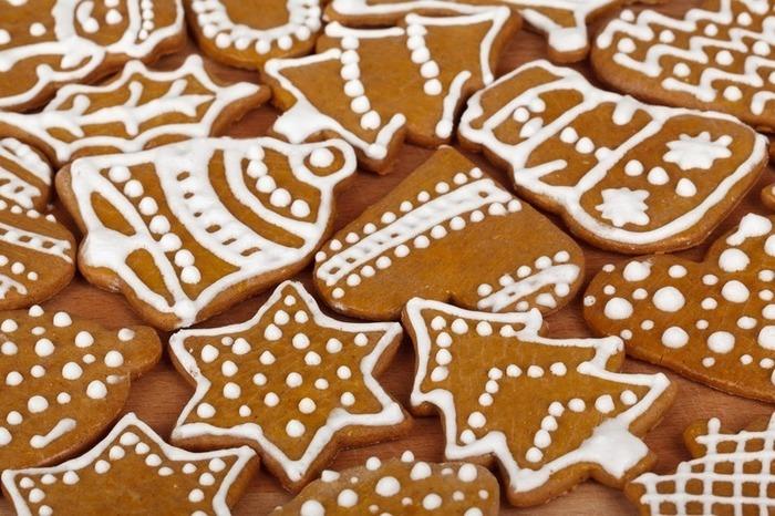 Sablés de Noël pour décorer le sapin-Le titre de votre étape ici