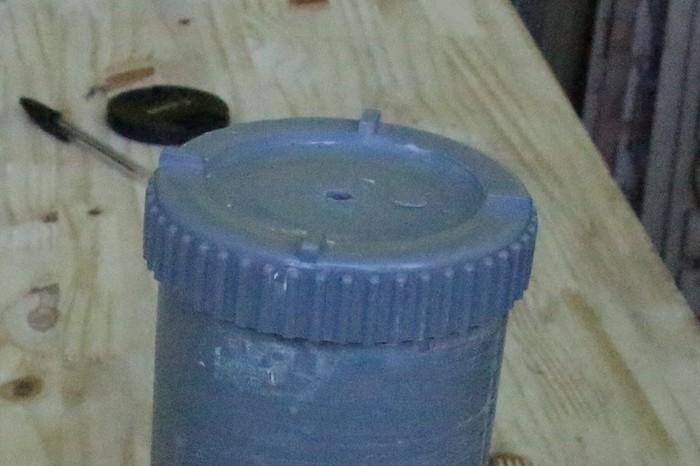 Nettoyeur de rouleau de peinture-Fabrication du tube diamètre 80