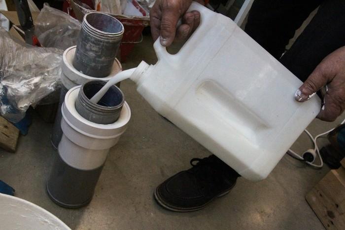 Nettoyeur de rouleau de peinture-Nettoyage des rouleaux