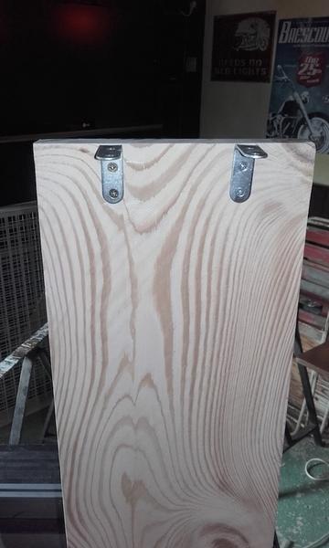Tablette d'appoint en bois pour canapé-Montage tablette supérieure