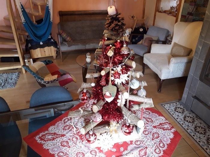 """Un sapin de Noël """"vite fait""""-...et le décorer !"""