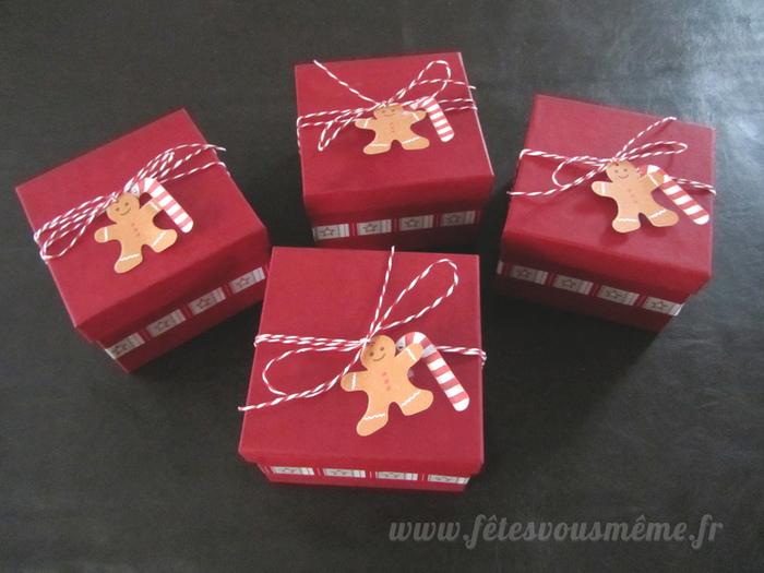 Box Sablés de Noël-