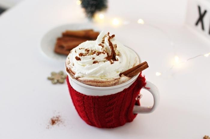 Chocolat chaud à la cannelle-Dégustation