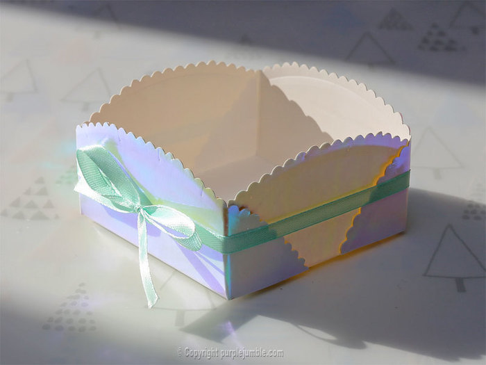 Des boules de bain à offrir-Préparer un joli emballage cadeau