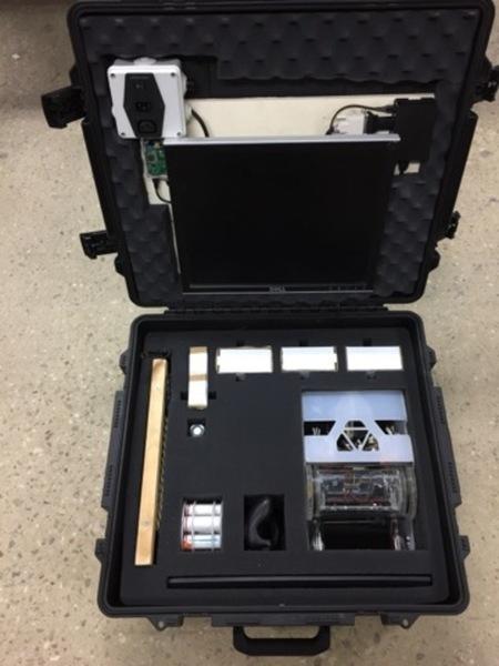 FlightCase : Optimiser le rangement et l'utilisation-Rendu Final