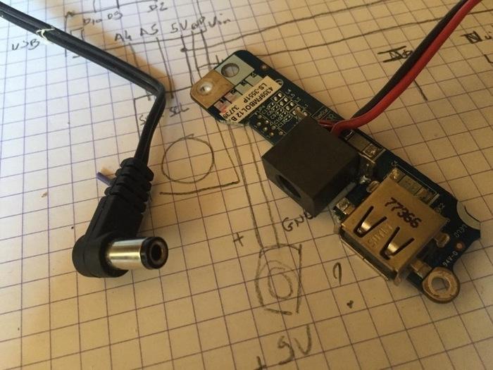 Une horloge à galvanomètres-Réalisation de la partie électronique