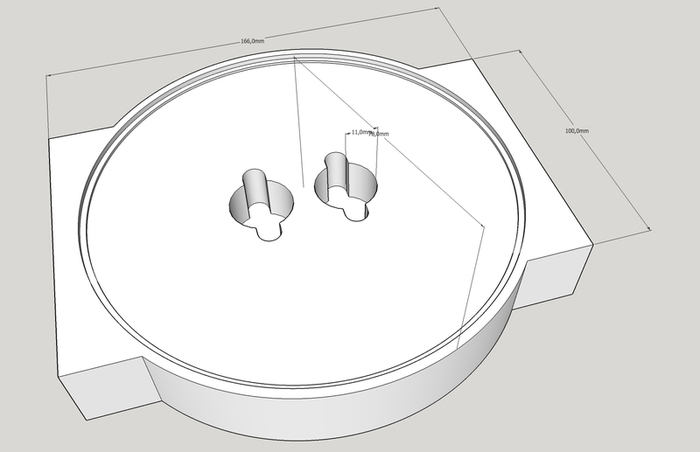 Une horloge à galvanomètres-Réalisation de l'affichage de l'horloge