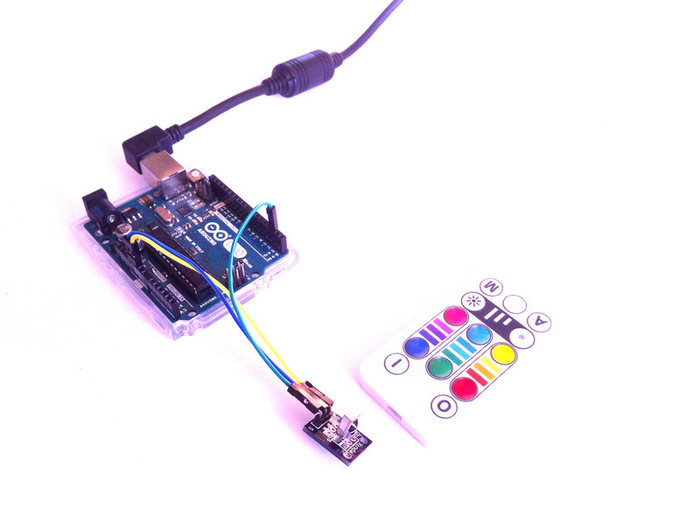 Télécommande Universelle Arduino-Comment utiliser le module de réception IR (KY-022) ?