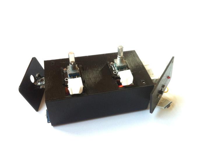 Télécommande Universelle Arduino-La télécommande finie