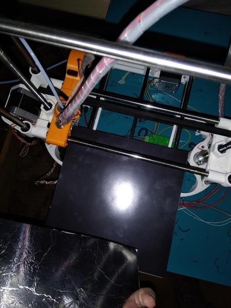 Fabriquer un plateau magnétique pour imprimante 3D-Maintenant, on se régale !