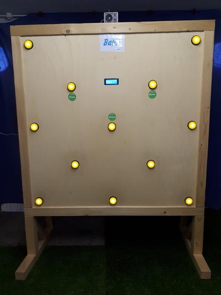 Batak Machine: l'entrainement aux réflexes-La structure