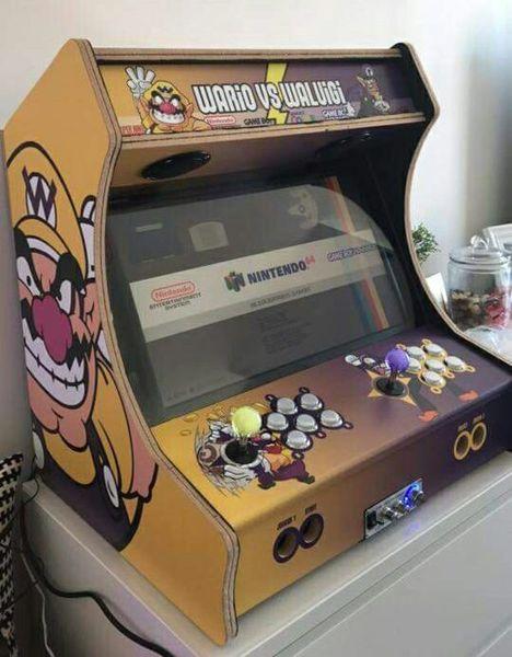 Construire son Bartop Arcade de A à Z-ETAPE 8 : PERSONNALISATION