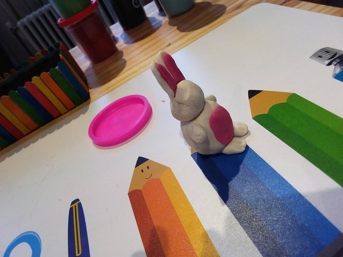 Mini Jardin -Mon petit lapinou