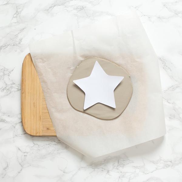 DÉCORATIONS MURALES, LA LUNE ET SES ÉTOILES !-Confection d'une étoile