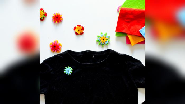 Customiser un pull de printemps-Customiser le pull